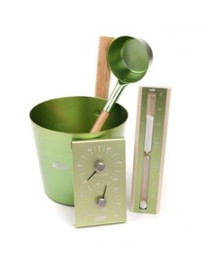 Набор аксессуаров зелёный OXY-M GREEN